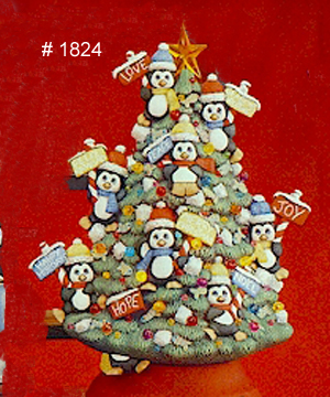 Ceramic Painters Web Site Bisque Christmas Trees